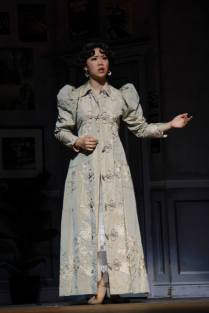 Ashley Chiu as Janet Van de Graaff, The Drowsy Chaperone