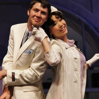 The Drowsy Chaperone - Ashley as Janet