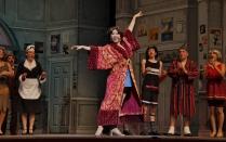 Ashley Chiu as Janet Van de Graaff, The Drowsy Chaperone