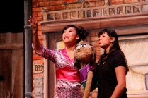 Ashley Chiu as Christmas Eve, Avenue Q