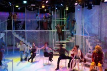 Ashley Chiu in RENT at NYU Tisch Mainstage