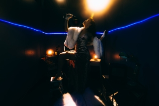 Karaoke Superstar - Ashley as Serena
