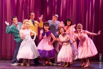 Ashley Chiu as Shelly in Hairspray! at Broadway by the Bay (Photo by Mark Kitaoka)