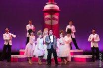Ashley Chiu as Shelly in Hairspray! at Broadway by the Bay (Photo by Mark Kitaoka)