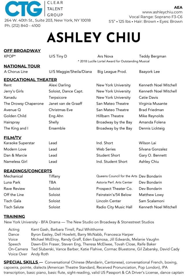 Website Resume- EDIT ME 2